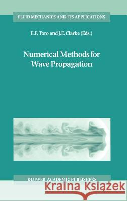 Numerical Methods for Wave Propagation: Selected Contributions from the Workshop Held in Manchester, U.K., Containing the Harten Memorial Lecture E. F. Toro J. F. Clarke E. F. Toro 9780792351252