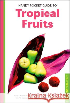 Handy Pocket Guide to Tropical Fruits Wendy Hutton Alberto Cassio 9780794608224