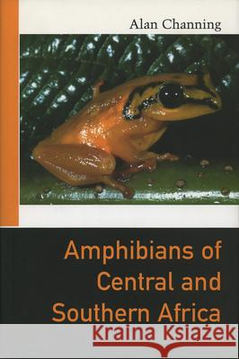 Amphibians of East Africa Alan Channing Kim M. Howell 9780801443749