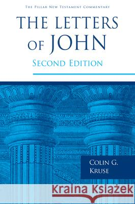 The Letters of John Colin G. Kruse 9780802876676