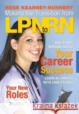 Making the Transition from Lpn to Rn Kearney-Nunnery 9780803621480