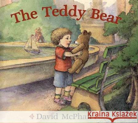 The Teddy Bear David M. McPhail 9780805078824