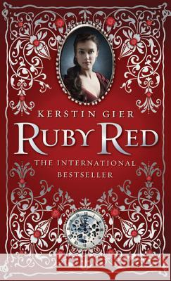 Ruby Red Kerstin Gier 9780805092523