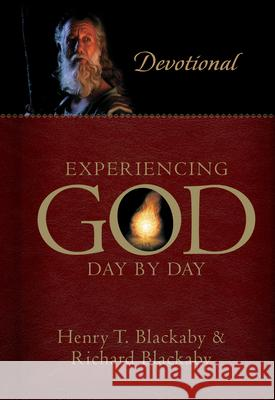 Experiencing God Day by Day: Devotional Henry T. Blackaby Richard Blackaby 9780805444780