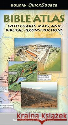 Holman Quicksource Bible Atlas Paul Wright 9780805495645