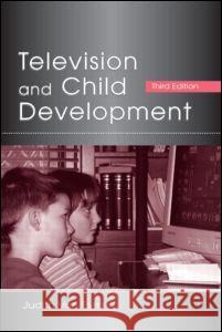 Television and Child Development Judith Page Va Evra Van 9780805848632