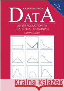 Learning from Data: An Introduction to Statistical Reasoning [With CDROM] Matthew Andrzejewski Arthur M. Glenberg 9780805849219