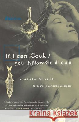 If I Can Cook/You Know God Can Ntozake Shange 9780807072417