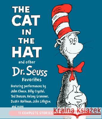 The Cat in the Hat and Other Dr. Seuss Favorites - audiobook Random House                             Dr Seuss                                 Various 9780807218730 Imagination Studio