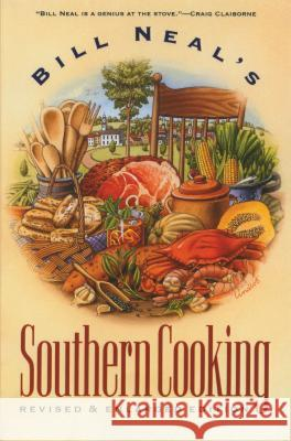 Bill Neal's Southern Cooking Bill Neal 9780807842553
