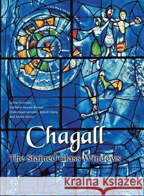 Chagall: Stained Glass Windows Meret Meyer 9780809106400