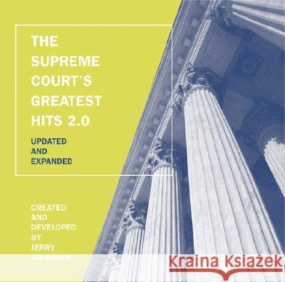 The Supreme Court's Greatest Hits Jerry Goldman 9780810119611