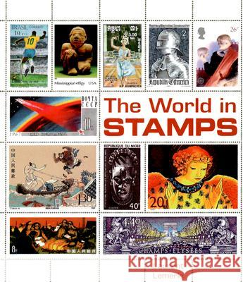 The World in Stamps Laurent Lemerle Alayne Pullen 9780810955196