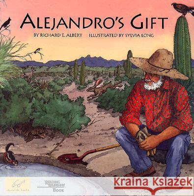 Alejandro's Gift Richard E. Albert Chronicle Books                          Sylvia Long 9780811813426