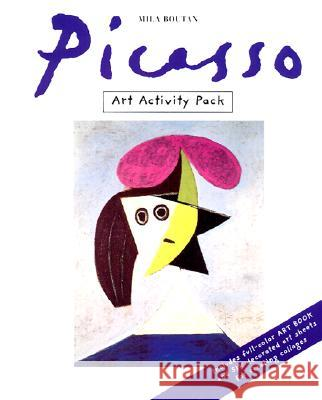 Art Activity Pack: Picasso Mila Boutan Chronicle Books 9780811820295