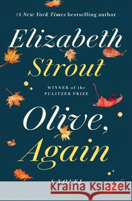 Olive, Again Elizabeth Strout 9780812996548