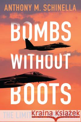 Bombs Without Boots: The Limits of Airpower Anthony M. Schinella 9780815732419
