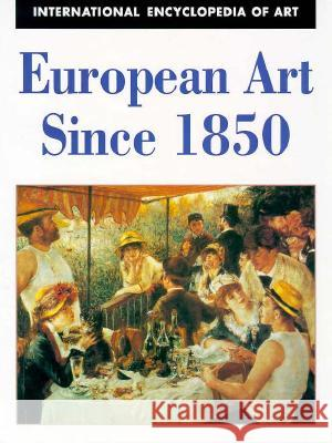 European Art since 1850  9780816033348