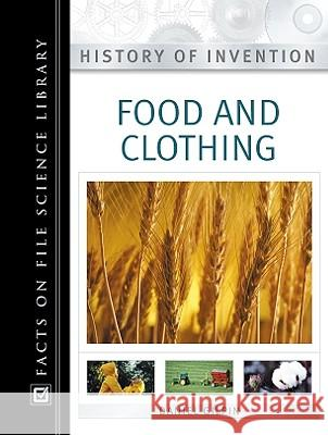 Food and Clothing Daniel Gilpin 9780816054411