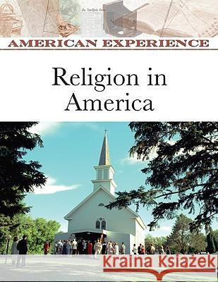 Religion in America Timothy L. Hall 9780816061983