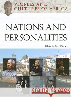 Peoples and Cultures of Africa Nations and Personalities Peter Mitchell 9780816062669