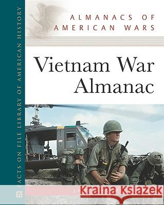 Vietnam War Almanac James H. Willbanks 9780816071029