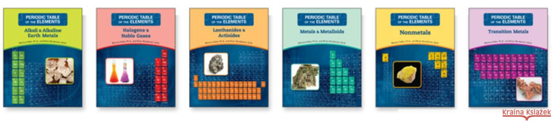 Periodic Table of the Elements Set Ph. D. Monic 9780816082995