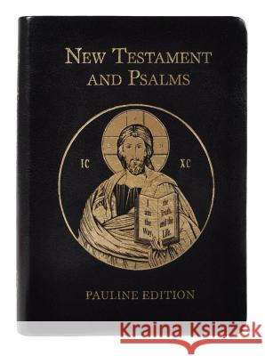 New Testament and Psalms New American Bible Revised Edition (Nabr 9780819851871
