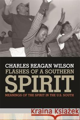 Flashes of a Southern Spirit : Meanings of the Spirit in the U.S. South Charles Reagan Wilson 9780820338309