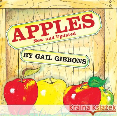 Apples Gail Gibbons 9780823416691