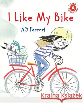 I Like My Bike Ag Ferrari 9780823440979