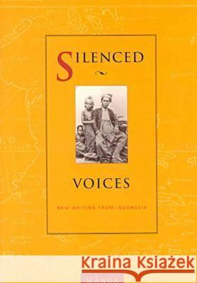 Silenced Voices : New Writing from America, the Pacific, and Asia Frank Stewart John McGlynn 9780824823214