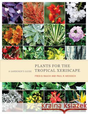 Plants for the Tropical Xeriscape: A Gardener's Guide Fred D. Rauch Paul R. Weissich 9780824840051