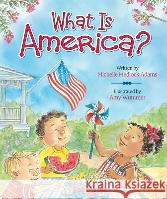 What Is America? Michelle Medlock Adams Amy Wummer 9780824916954