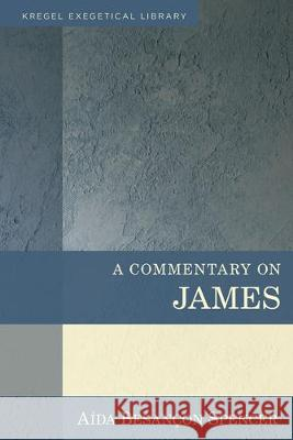 A Commentary on James Aida Besancon Spencer 9780825444616