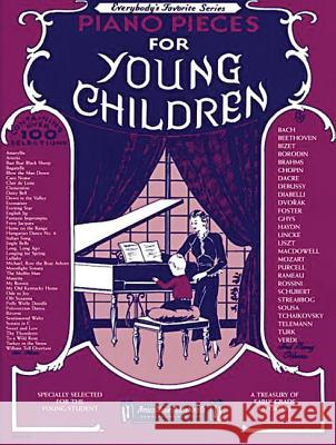 Piano Pieces for Young Children Amy Appleby 9780825618222