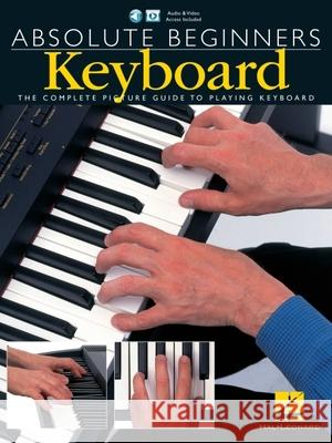 Absolute Beginners - Keyboard: Book/DVD Pack Music Sales Corporation 9780825619236
