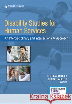 Disability Studies for Human Services  9780826162830
