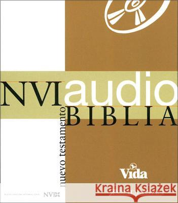 NVI Nuevo Testamento Audio CD = New Testament-Nu Zondervan Publishing                     Vida Publishers 9780829742374