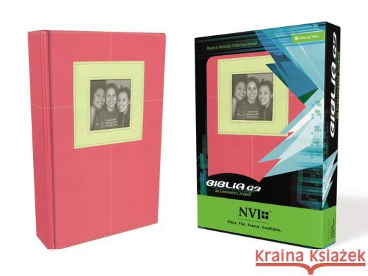 G3 Bible-Nvi Vida Publisher 9780829744804