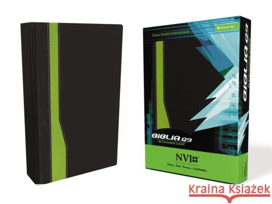 G3 Bible-Nvi Vida Publisher 9780829744811
