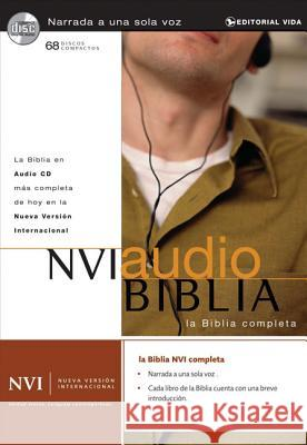 Audio Biblia-NVI Vida Publishers 9780829746389