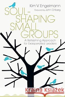 Soul-Shaping Small Groups: A Refreshing Approach for Exasperated Leaders Kim V. Engelmann John Ortberg 9780830837342