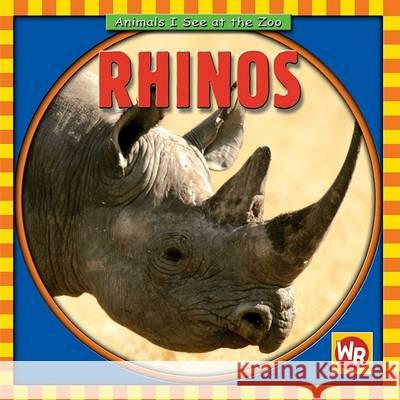 Rhinos Kathleen Pohl Susan Nations 9780836882223