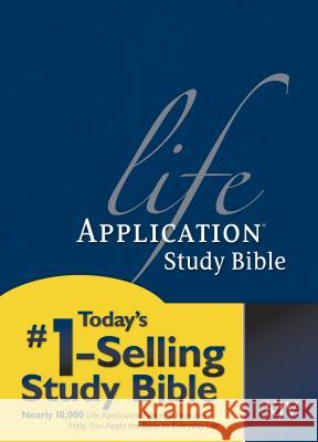 Life Application Study Bible-KJV Tyndale House Publishers 9780842316361