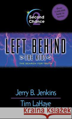 Second Chance Jerry B. Jenkins Tim LaHaye 9780842321945