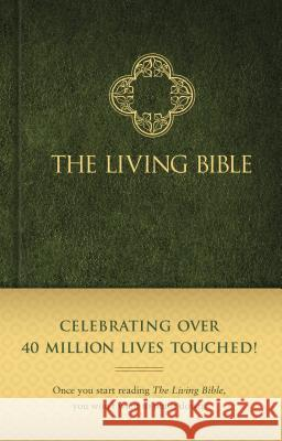 Living Bible-Lb Tyndale House Publishers 9780842322478
