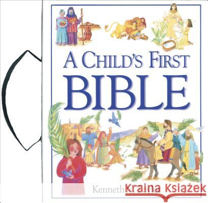 A Child's First Bible Kenneth N. Taylor Nadine Wickenden Diana Catchpole 9780842331999 Tyndale House Publishers