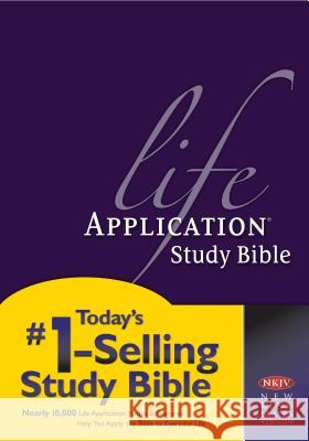 Life Application Study Bible-NKJV Tyndale House Publishers 9780842340359
