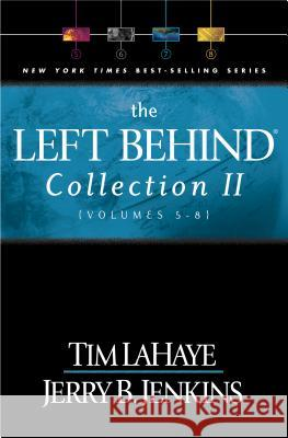 The Left Behind Collection: Volumes 5-8 Tim LaHaye Jerry B. Jenkins 9780842357463